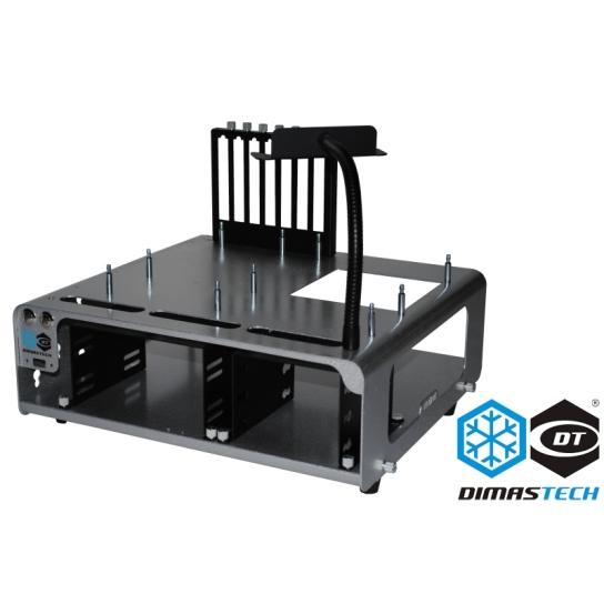 Dimastech 174 Bench Test Table Mini V1 0 Metallic Grey