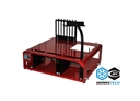 DimasTech® Bench/Test Table Mini V2 Spicy Red