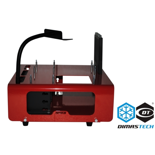 Dimastech 174 Bench Test Table Mini V1 0 Spicy Red