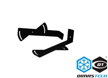 DimasTech® Adjustable Stand for RadExt & L-Fan Supports