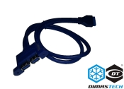 DimasTech® I/O USB 3.0 x 2 Panel