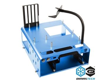 Dimastech 174 Bench Test Table Nano Aurora Blue