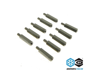 DUPLICATO - DimasTech® Spacers 6,5 mm High