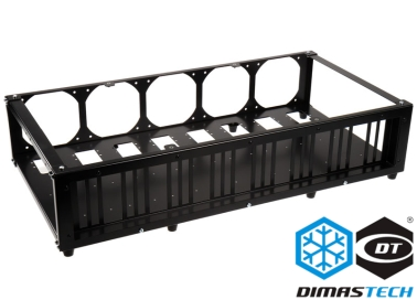 Dimastech OctoHash - Mining Case - 8GPU expansion