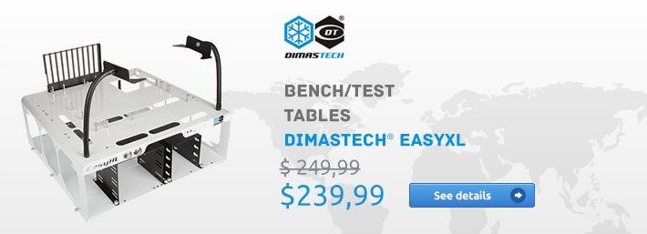 Bench Test Table Easyxl Dimastech Usa